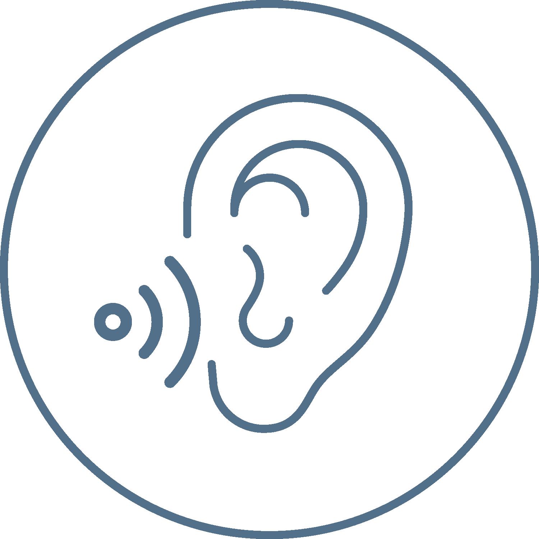 Icon Hörgeräte