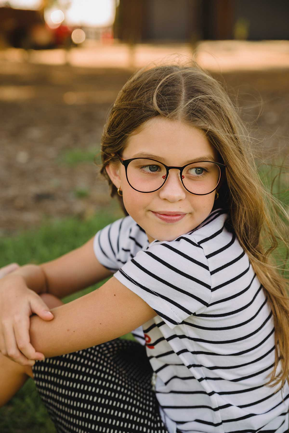 Kinderbrillen bei Auge und Ohr