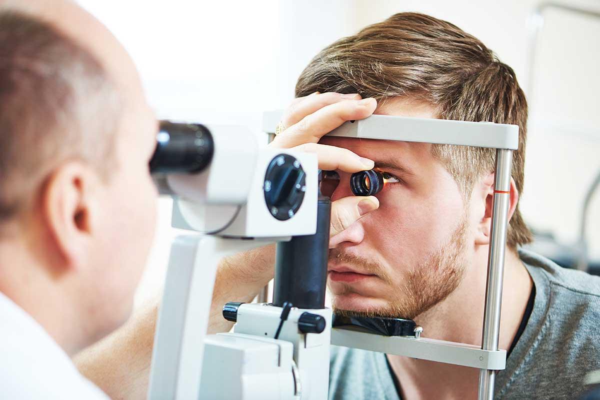 Optometrie - Auge und Ohr