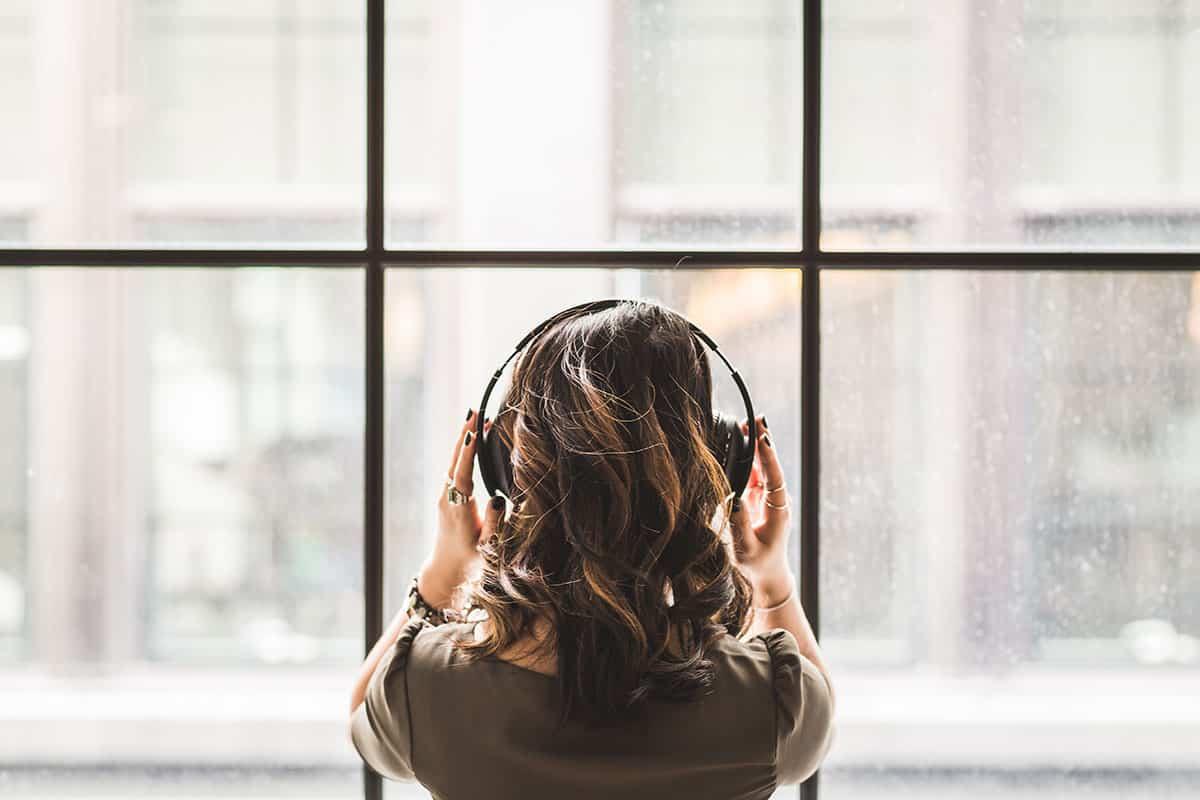 Augen und Ohr - Gutes Hören